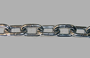 Cromox Grade 60 stainless steel lifting chain