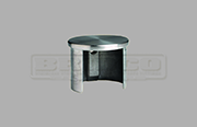 Stainless Steel Channel System Fitting - End Cap