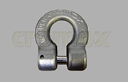 Stainless Steel Grade 60 Clevis Shackle
