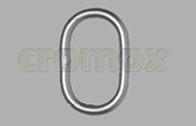 Stainless steel Master link without flattened section Grade 60