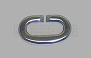 Stainless Steel C Links Chain Link Style Sister Clip