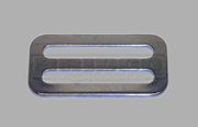 Stainless Steel Slide Buckle Light Weight