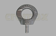 Swivel Lifting Eye Screw Grade 60 stainless steel