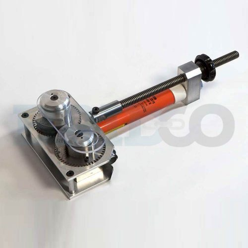 A100 Bantam WireTeknik Small Roll Swager