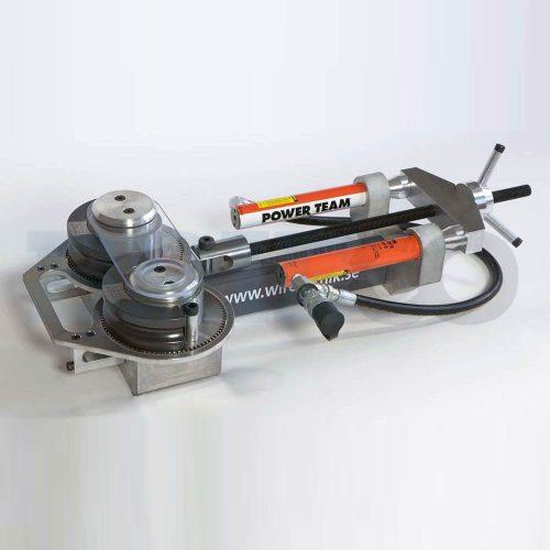 A270 WireTeknik Roll Swager