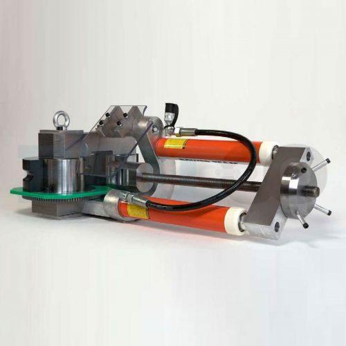 A400 WireTeknik Roll Swager