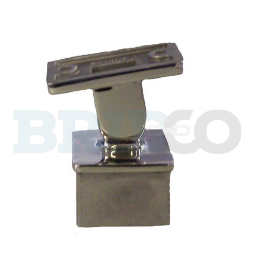 Adjustable Square Rail Support For Flat Rail
