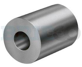 Aluminium Round R Ferrule closeup
