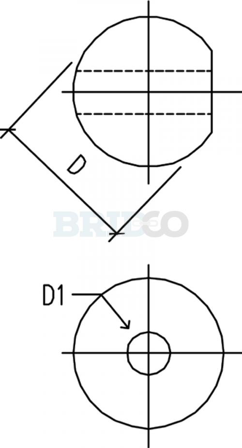 Architectural Ball diagram