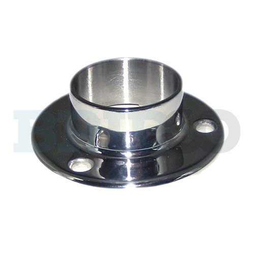 Base Plate Flange With Round Base