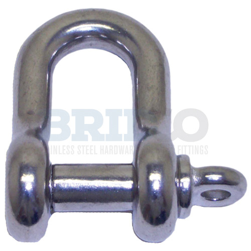 Dee Shackle with Oversize Pin