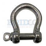 Load Rated Bow Shackle