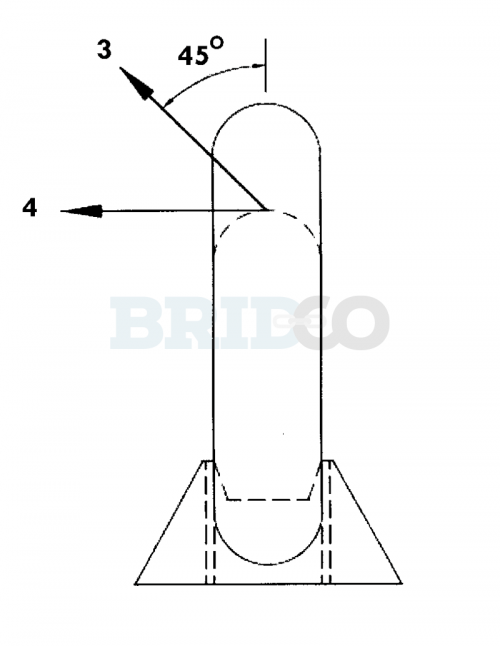 Load Rated Eye Nut diagram3
