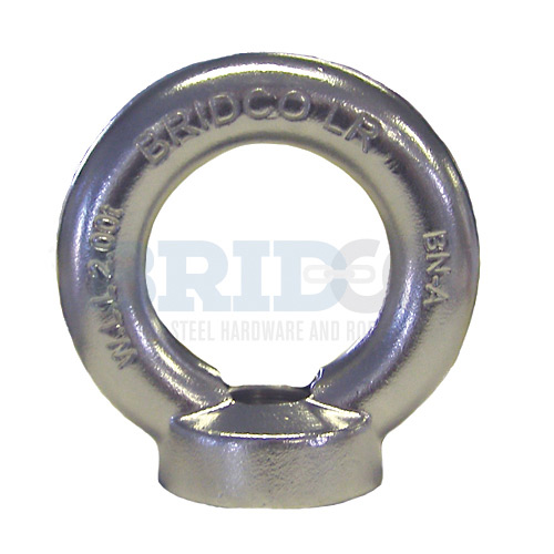 Load Rated Eye Nut