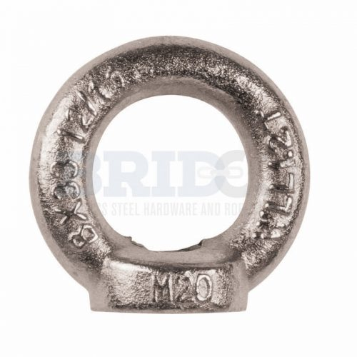 Metric Shouldered Eye Nuts To Din 582