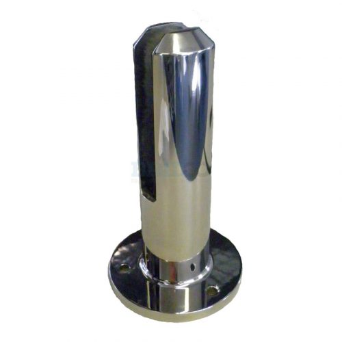 Stainless Steel Spigot With Base Plate Mount