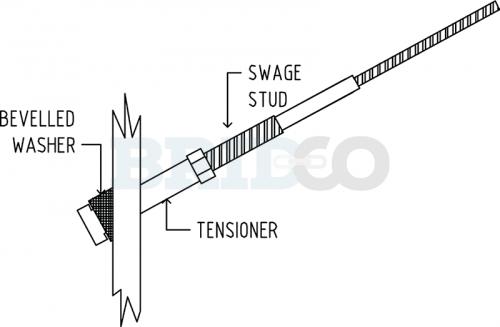 Tensioner Allen Key Head diagram4